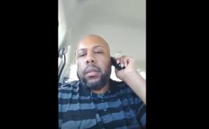 man streams murder on Facebook