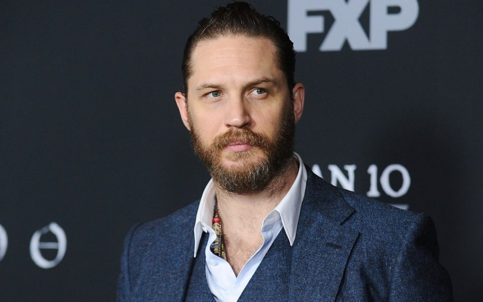Action star Tom Hardy catches an alleged thief in real life