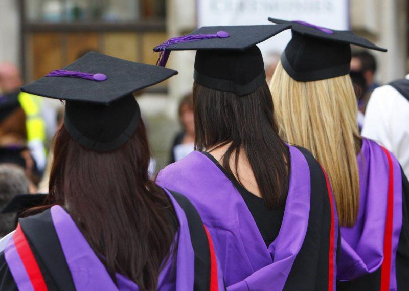 uni graduates