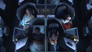 United Airlines' latest ad promises an 'out of this world' experience, but not everyone is buying it.