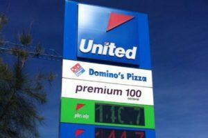 united petroleum wages