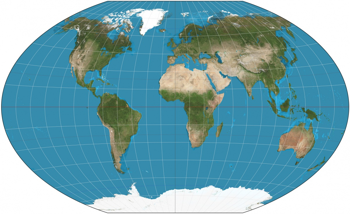 The world map is wrong. Here\'s how it really looks | The New Daily