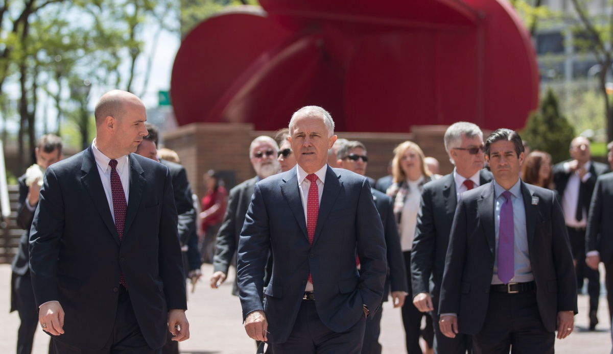 Trump Praises Australia's Universal Health Care