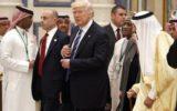 Donald Trump in Saudi Arabia