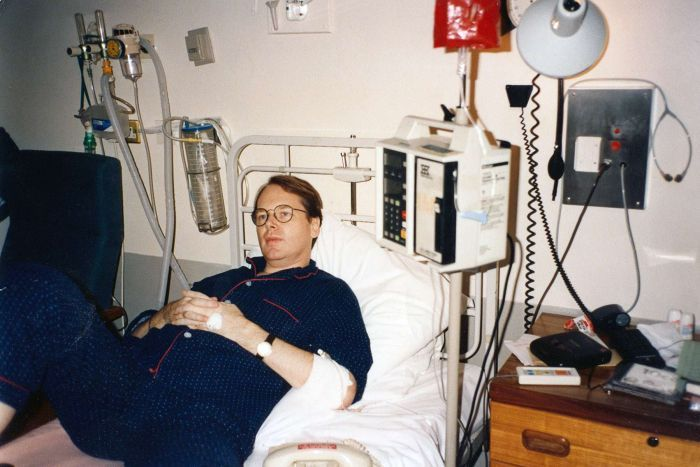 Mark Colvin dead