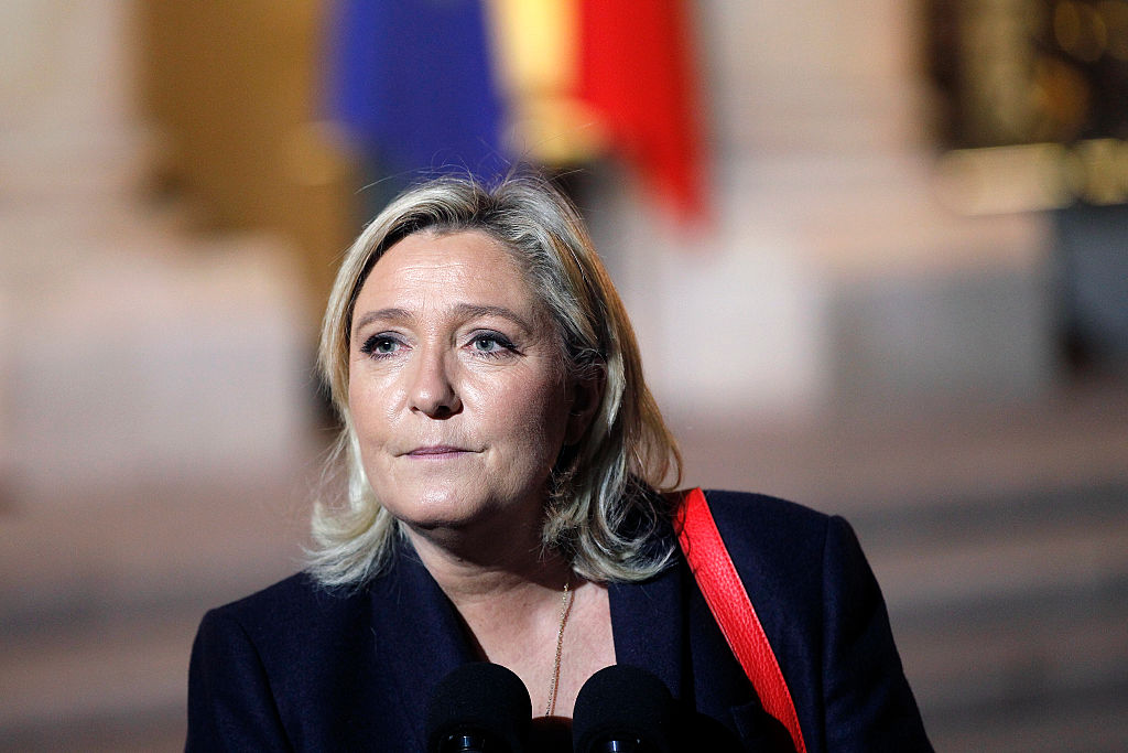 Roundly defeated, Le Pen promises extreme-right renewal