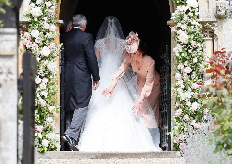 Pippa Middleston wedding