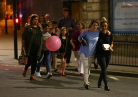 Ariana Grande fans evacuated