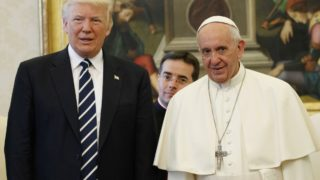 Donald Trump and the Pope