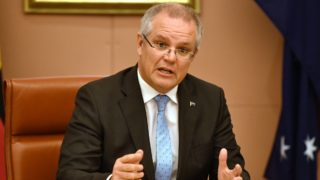 Morrison budget 2017
