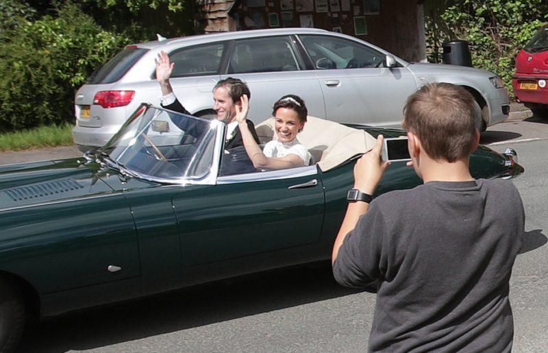Pippal Middleton wedding
