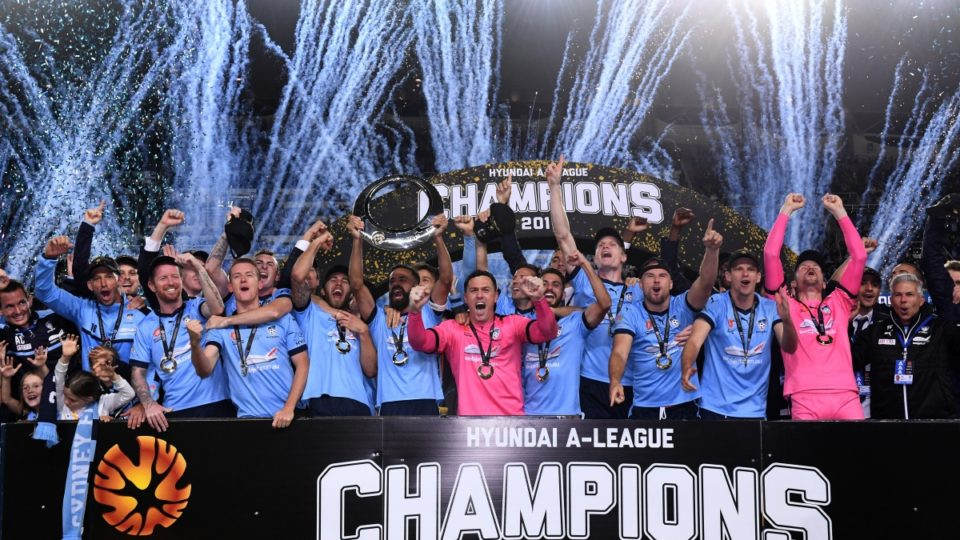 sydney fc a league - photo#7