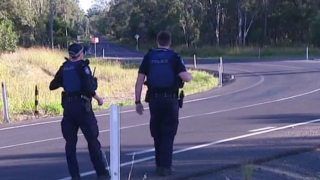 Police officer shot dead at Seventeen Mile, Lockyer Valley