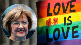 margaret court gay marriage
