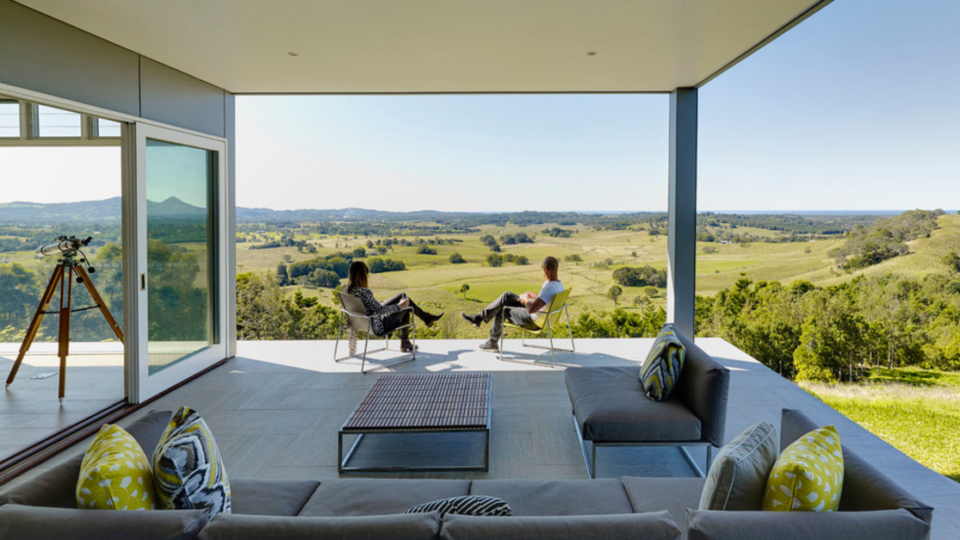 How to get the 'wow factor' with views around your home