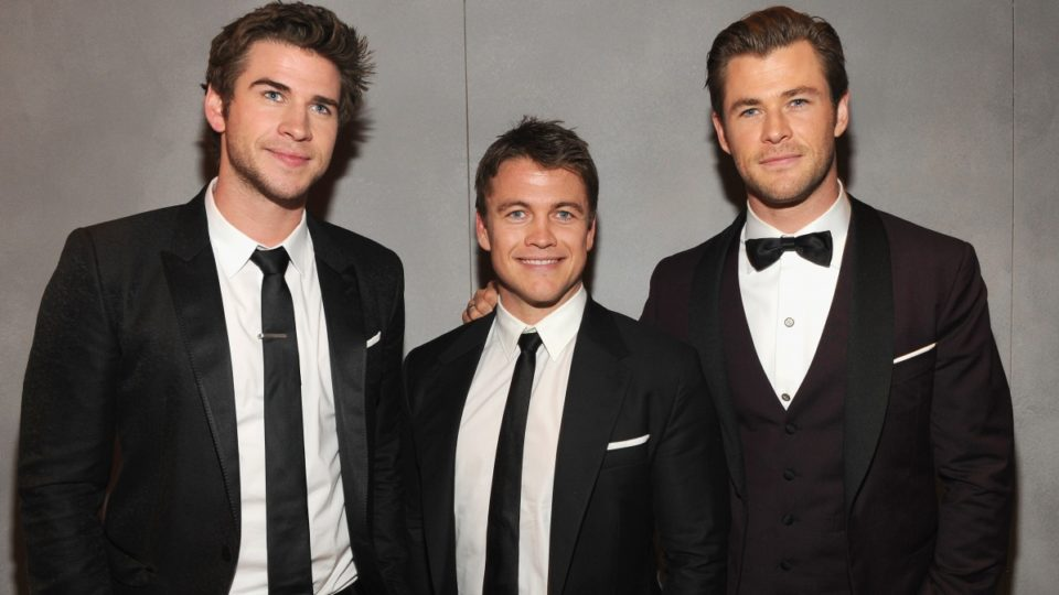 Chris And Liam Hemsworth Other Brother