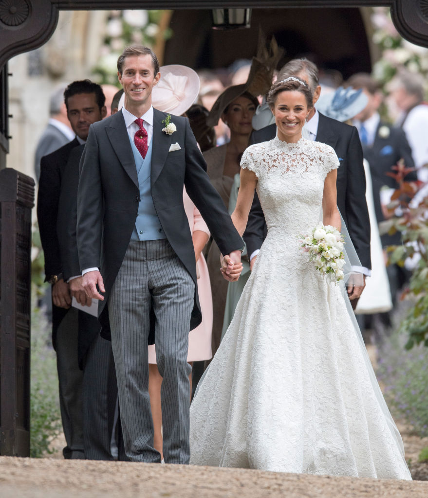 Pippa Middleton Wedding Cake Pictures