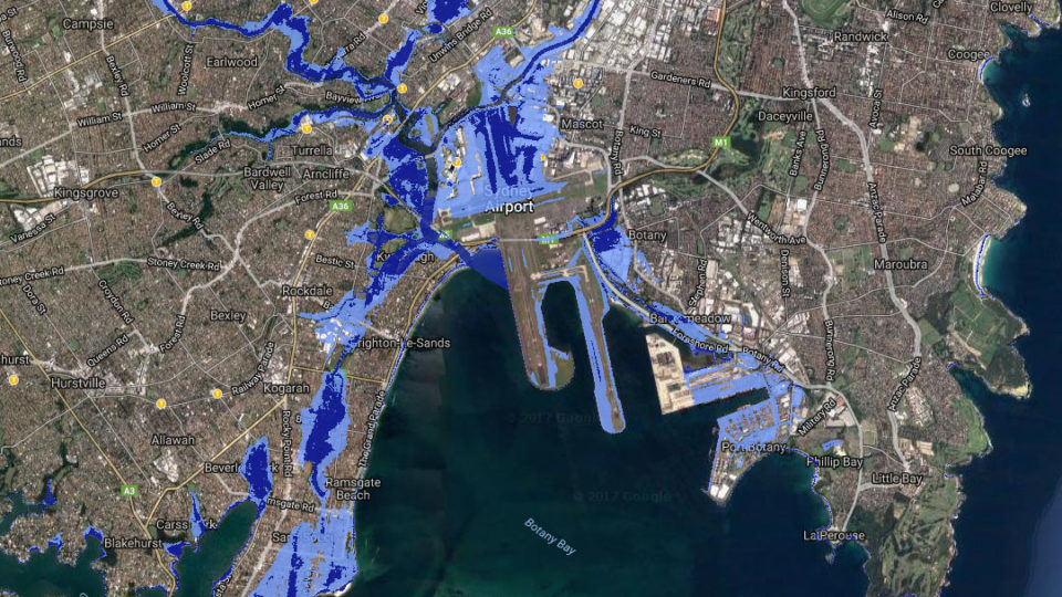 These Aussie suburbs could be underwater in just decades