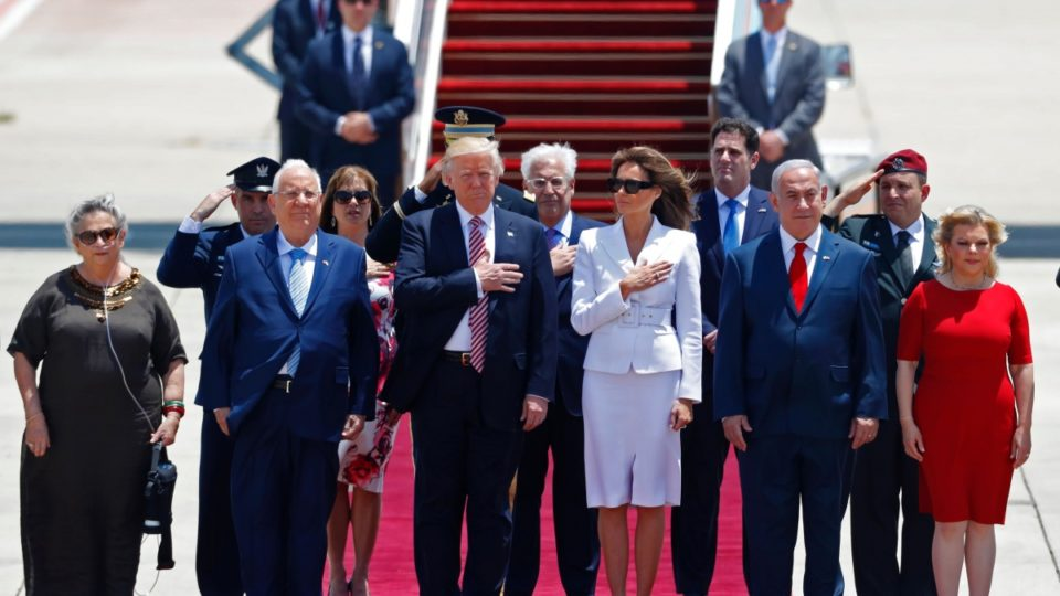 Trump Says Both Israel And Palestinians Ready To 'Reach For Peace'