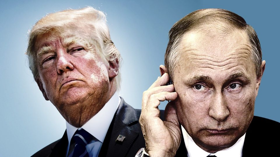 Secret tape alleging payment by Putin to Trump