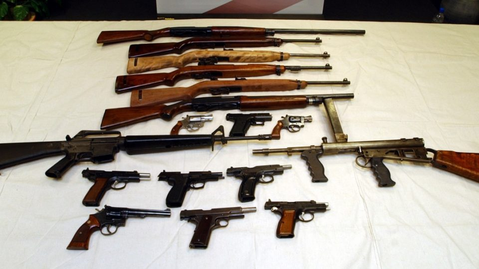Three-month national gun amnesty to start on July 1