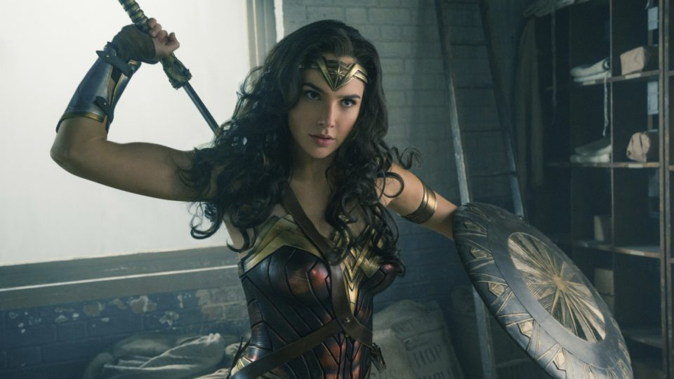Girl Power! Patty Jenkins' Wonder Woman set for big box office