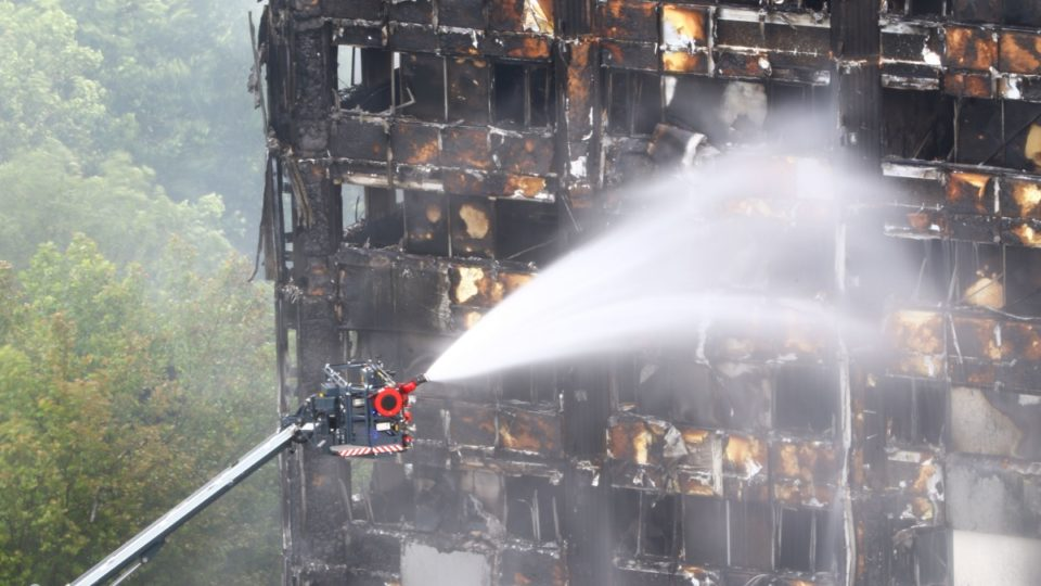 May to Hold Enquiry About London Fire as Death Toll Reaches 17