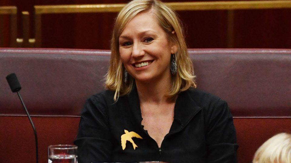 greens senator larissa waters