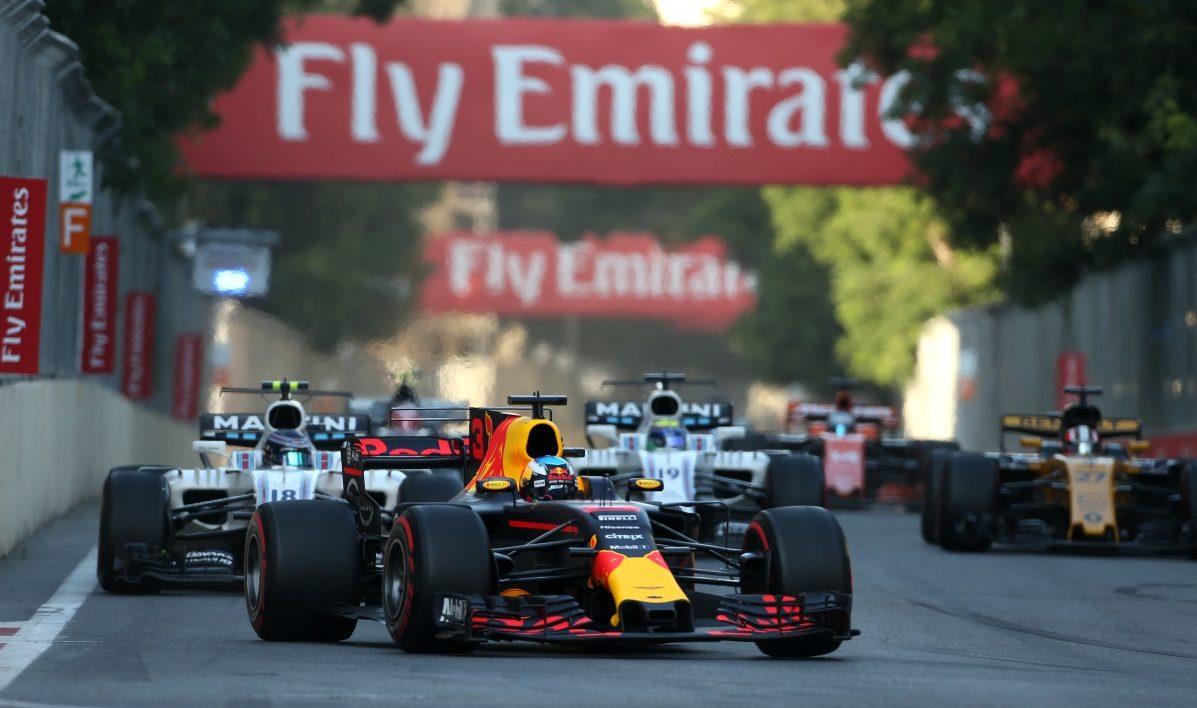 Daniel Ricciardo Formula One