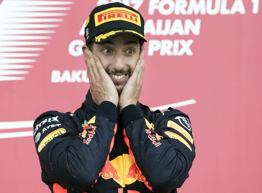 Ricciardo Formula One