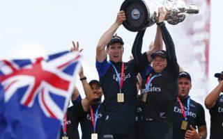 Team NZ America's Cup