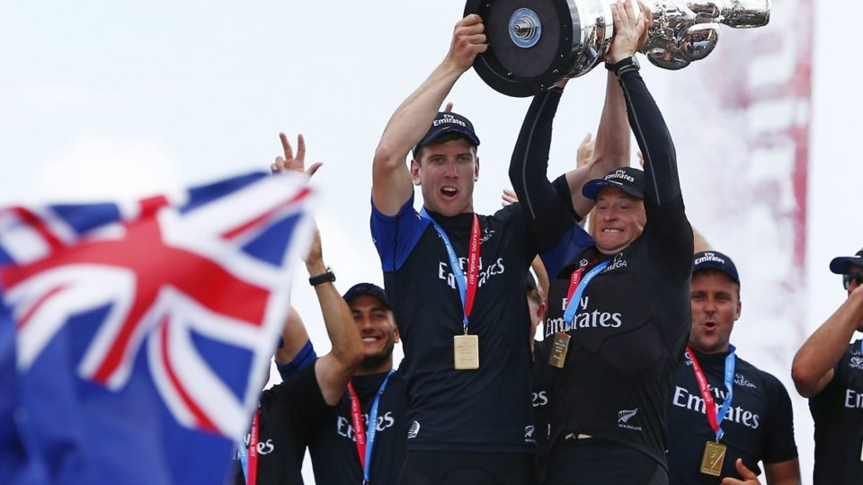 Welcome Parade for America's Cup heroes next week
