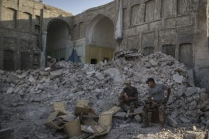 mosul is end caliphate