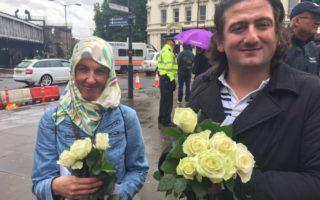 London muslims
