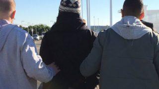 syria sydney arrest
