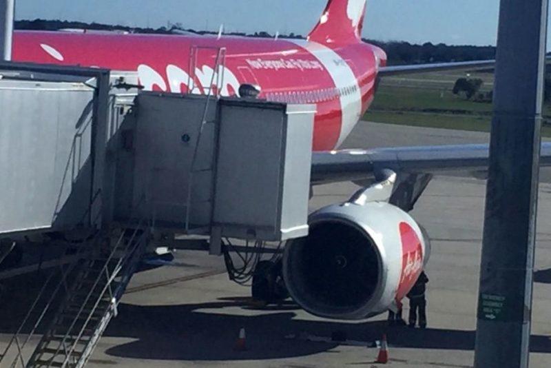 AirAsia mid-air drama