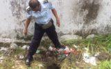 Bali prison escape tunnel