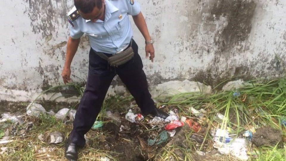 Aussie man on the run after Bali prison escape