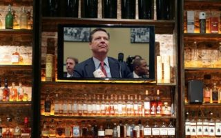 The Partisan Bar Comey ad