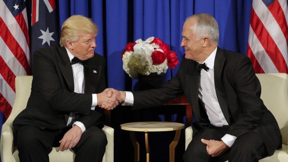 Turnbull Trump