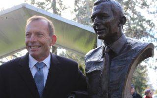 Former prime minister, Tony Abbott