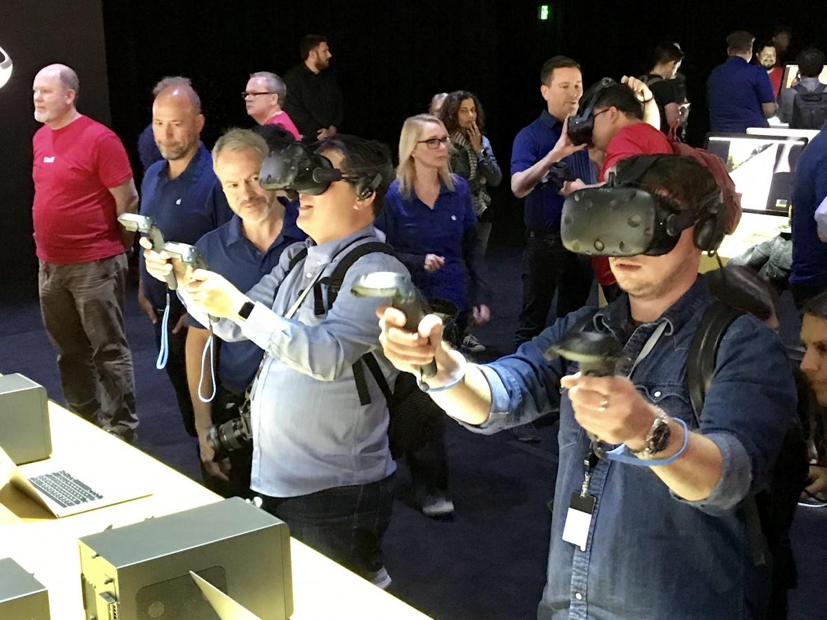 Mac VR