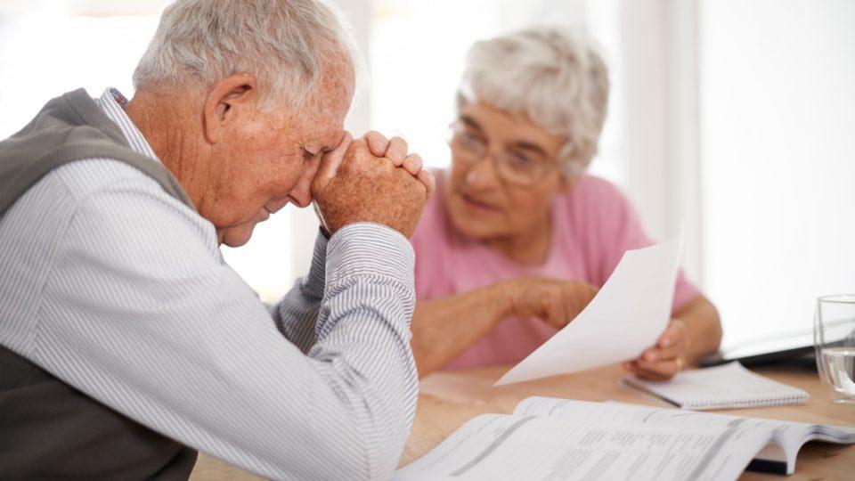 unhappy retirement