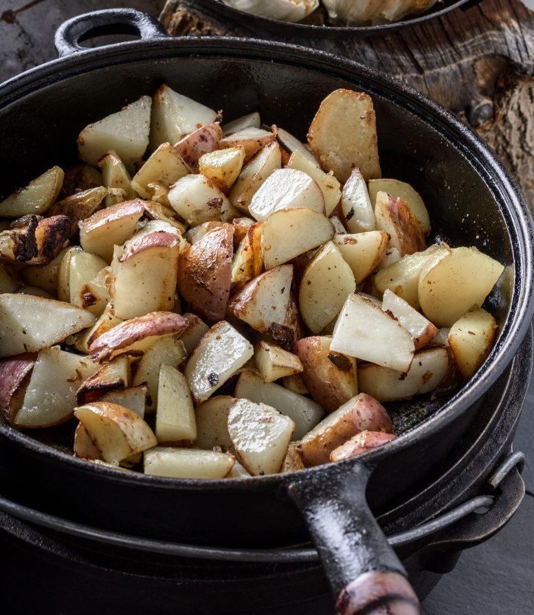 wedges potato