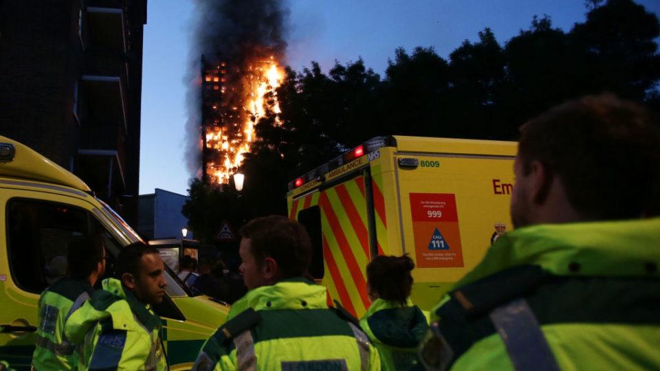 British police release footage showing devastation inside London's Grenfell tower