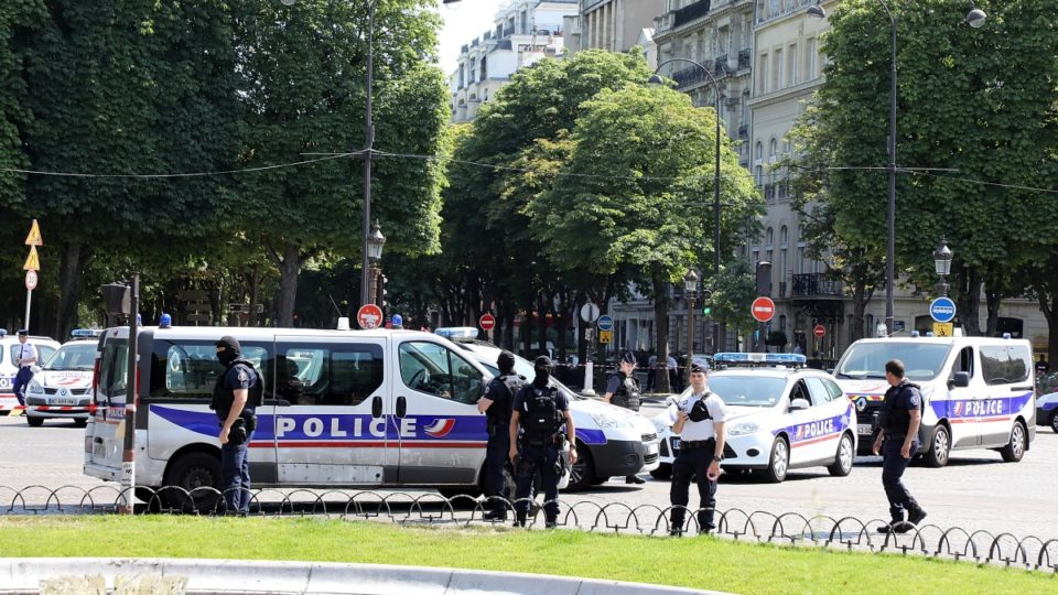 The Person Who Attacked A Paris Police Van With Explosives Has Died