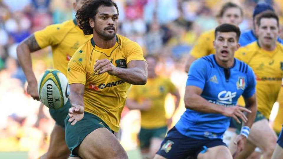Karmichael Hunt charged with drug possession