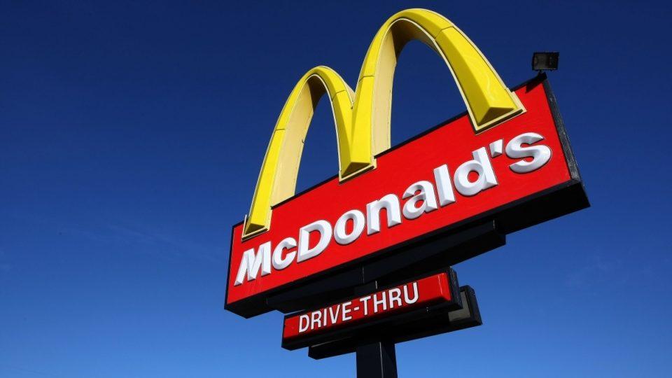 McDonald's table service