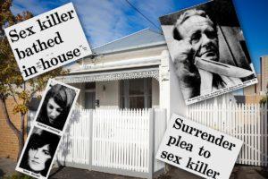 Easey street property murder house 1977