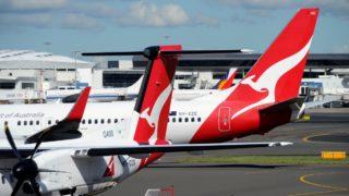 Qantas plane too heavy